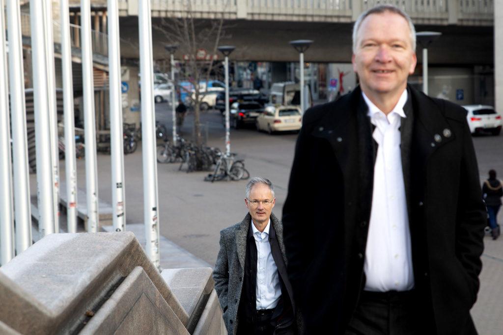 Werner und Tödter: Führung